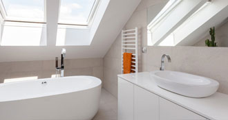 Bathroom Fitters in Cheltenham